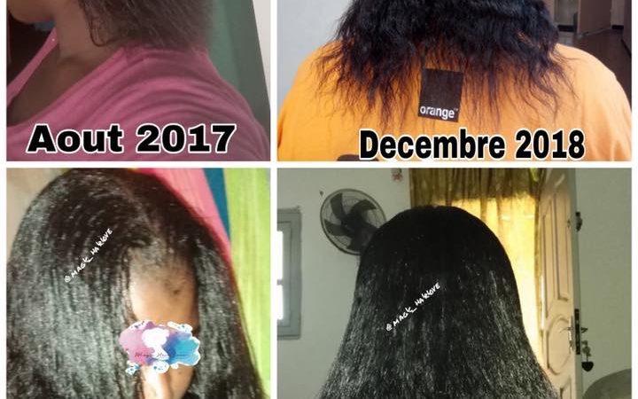 Taitrement pour pousse de cheveux